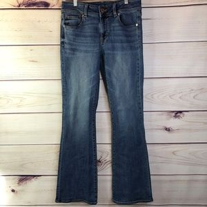 Kick Boot Jeans Super Stretch by American Eagle